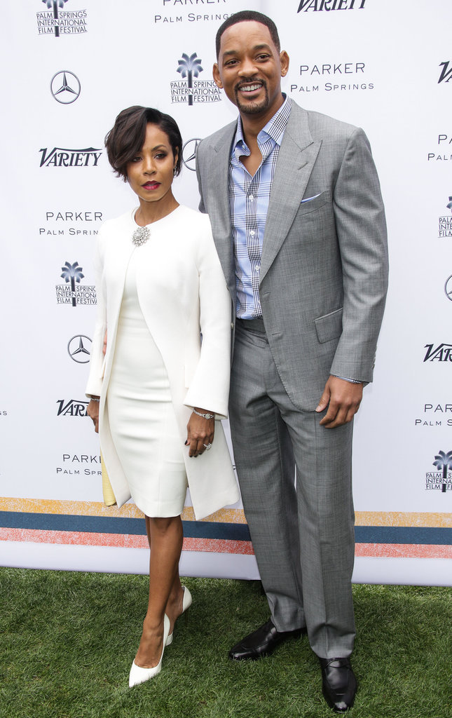 Jada Pinkett-Smith et Will Smith ne font pas attention aux rumeurs