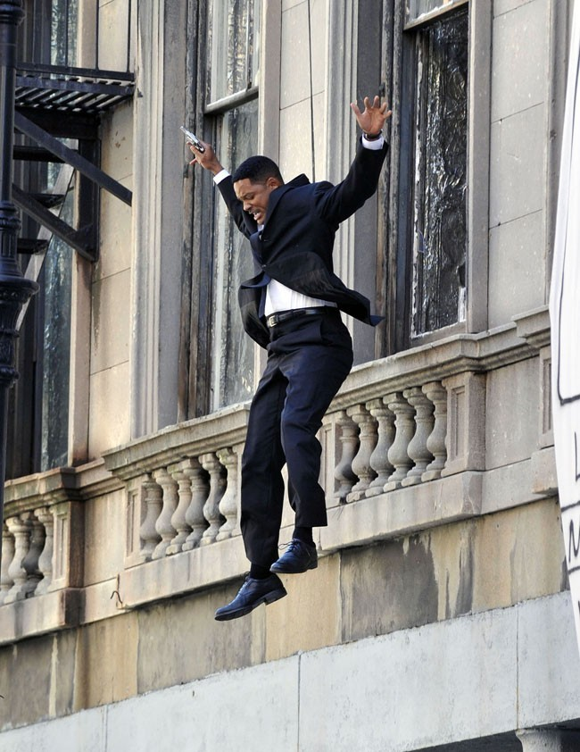 """Will Smith dans un remake du film des frères Coen : """"Le grand saut"""""""