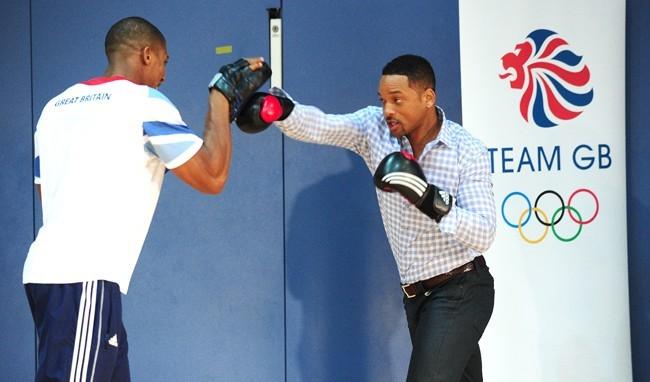 Depuis Ali, Will sait boxer !