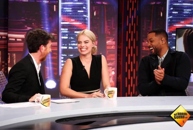 Photos : Will Smith toujours aussi proche de Margot Robbie !