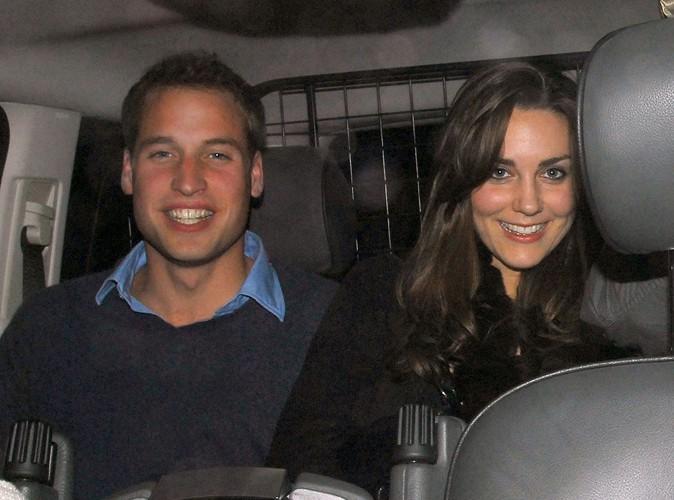 Aux côtés de Kate Middleton lors d'une soirée à Londres, en 2006