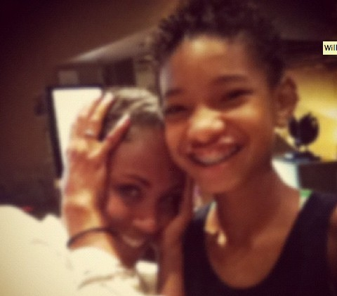 Willow et Jada