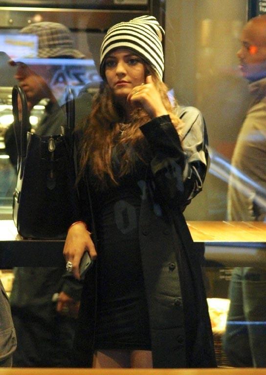 Willow Smith et Kylie Jenner repérées ensemble à New-York avec d'autres amies le 28 mai 2013