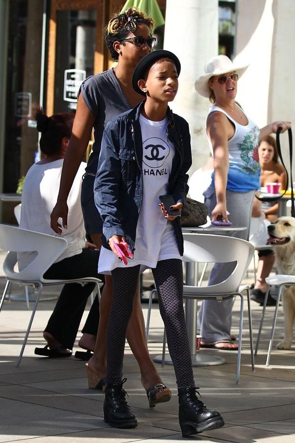 Willow Smith à Los Angeles le 6 juin 2012 !