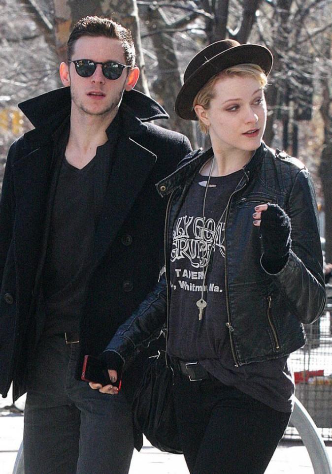 Jamie Bell & Evan Rachel Wood