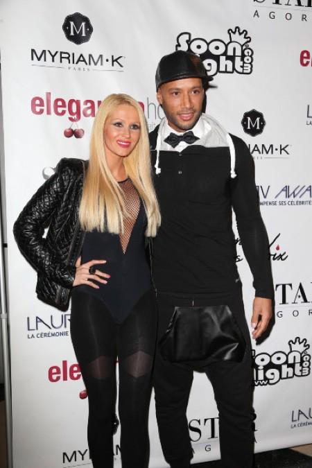 Photos : Xavier et Tatiana (Secret Story 1) : une apparition ultra-sexy et très remarquée sur redcarpet !