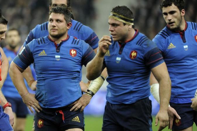 XV de France : dans le rugby aussi il y a des beaux gosses !