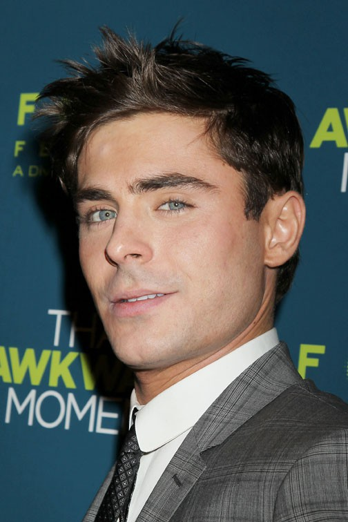 "Zac Efron à la projection de ""That Awkward Moment"" à New-York le 22 janvier 2014"