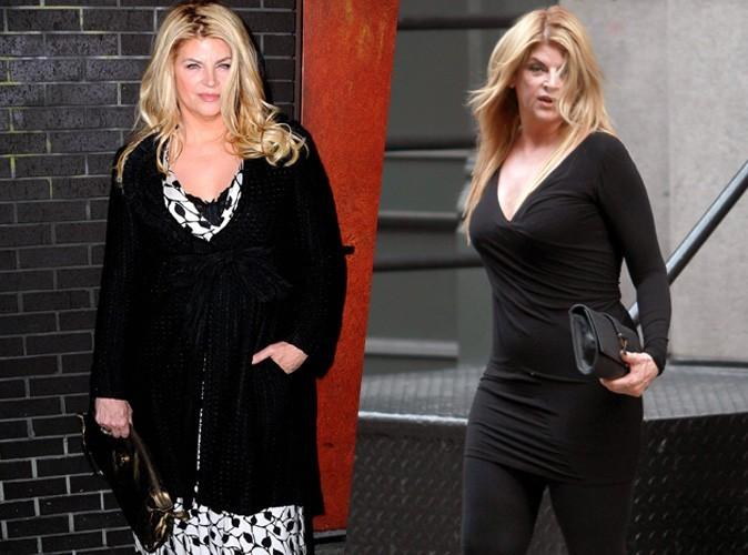 Kristie Alley : 45 kilos en moins !