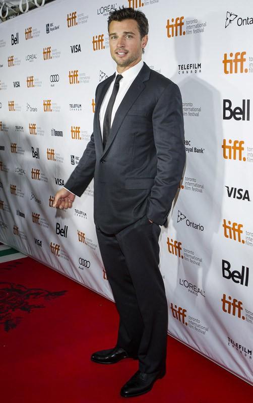 Zac Efron vs Tom Welling sur le tapis rouge de Parkand, à Toronto