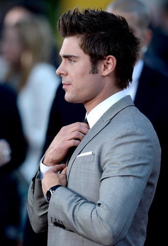 Zac Efron à Los Angeles le 28 avril 2014