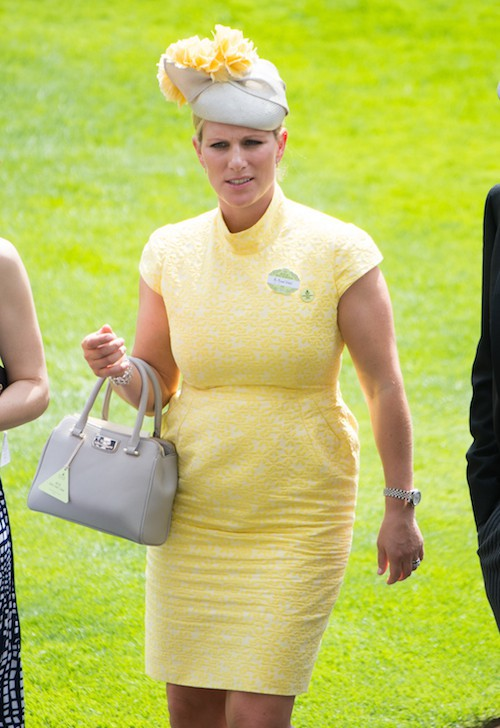 Photos : Zara Phillips : déjà un nouveau royal baby en vue pour l'Angleterre ?