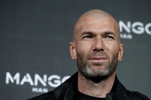 Photos : Zinedine Zidane : bad boy sexy et tout en élégance pour Mango !