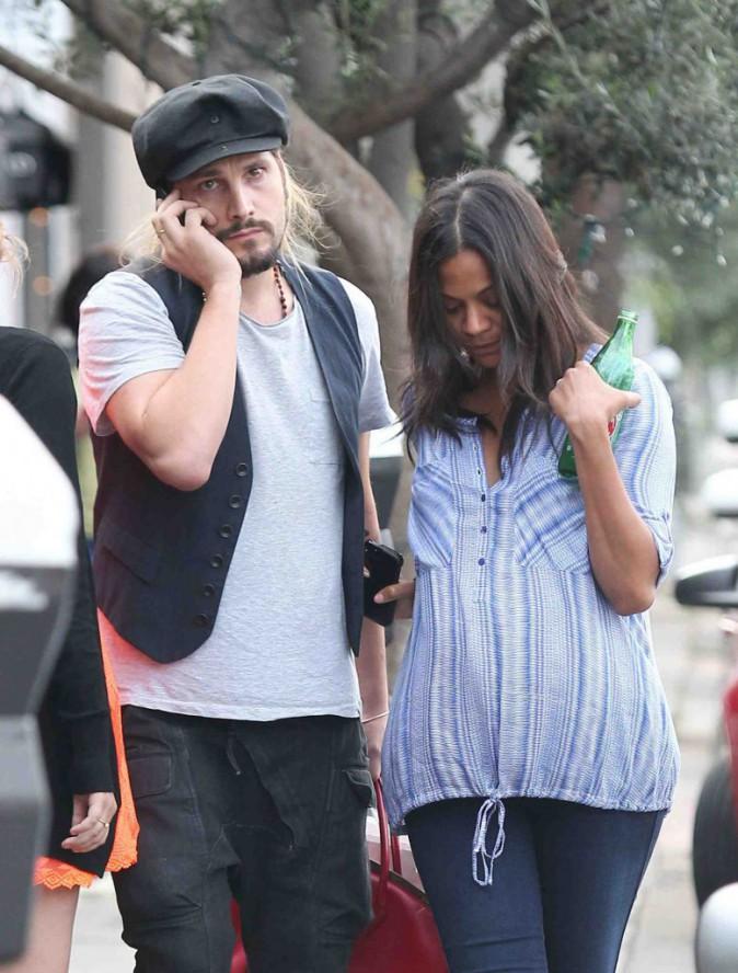 Zoe Saldana et Marco Perego : dernière ligne droite avant d'accueillir leurs garçons !