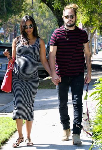 Zoe Saldana et Marco Perego : ils savent comment précipiter l'arrivée de leurs bébés !