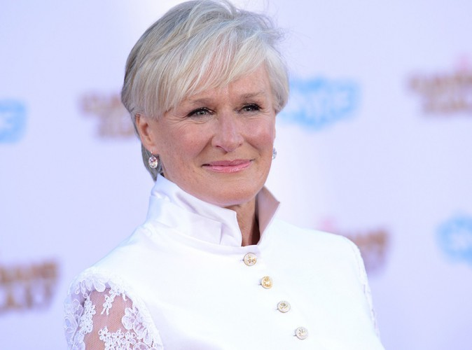 Glenn Close à Los Angeles le 21 juillet 2014