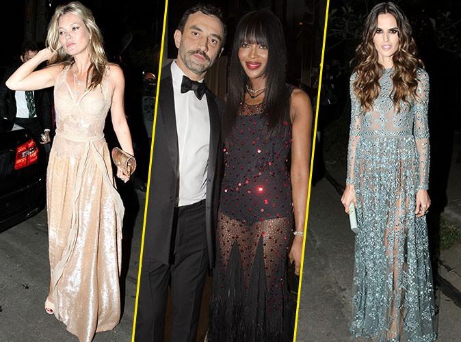 Phots : Kate Moss, Naomi Campbell et Izabel Goulart : quand les tops subliment Sao Paulo !