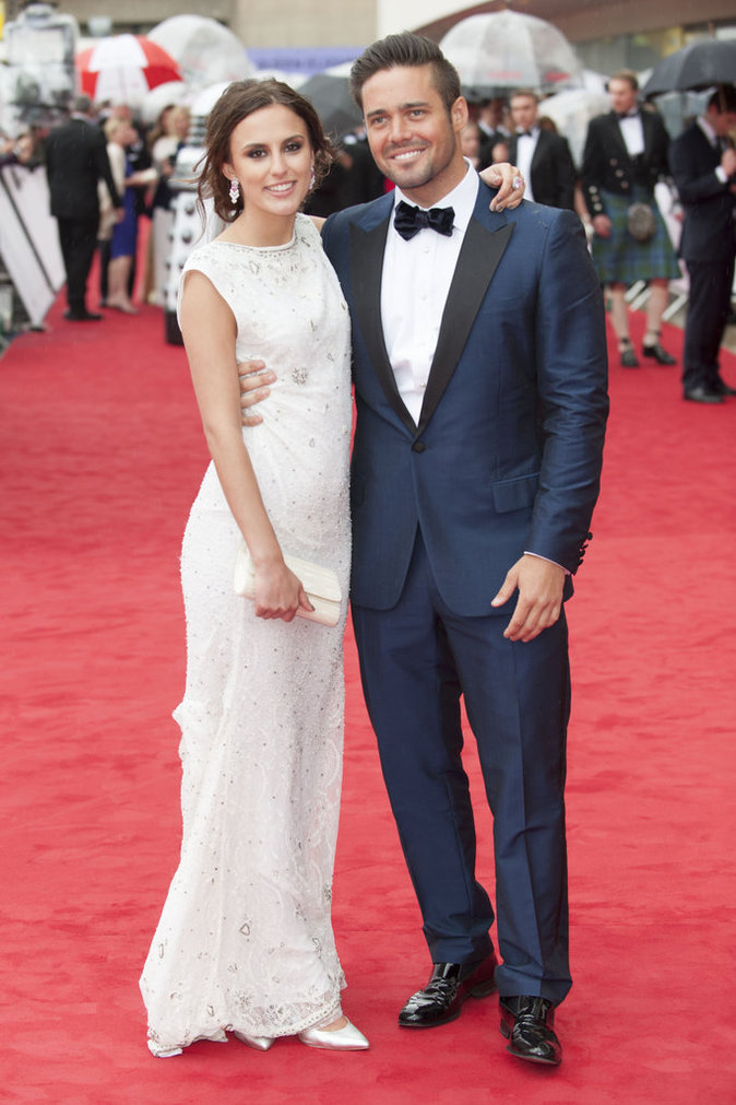 Spencer Matthews et Lucy Watson