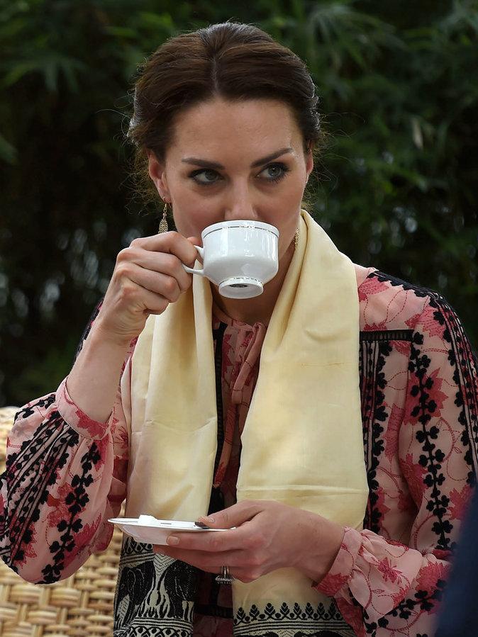 Princesse Kate : elle cède à ses instincts maternels en Inde !