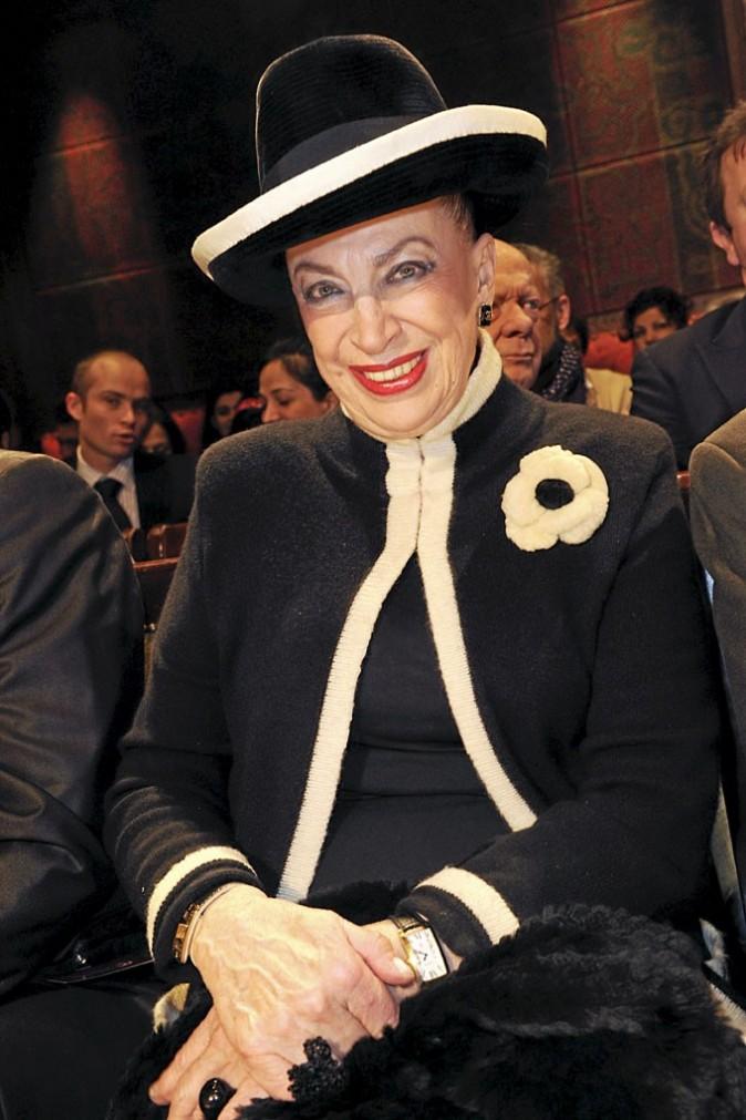 Des invités VIP ou presque : Geneviève de Fontenay
