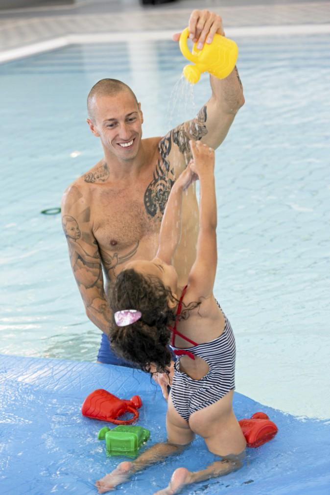 Public a testé pour vous : un cours bébé nageur avec Fred Bousquet !