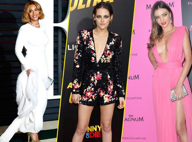 Public Glam Awards 2015 : Beyonc�, Kristen Stewart, Miranda Kerr... votez pour le plus beau look sur red carpet !
