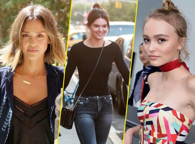 Public Glam Awards 2015 : Jessica Alba, Kendall Jenner, Lily-Rose Depp... Votez pour la plus belle au naturel !