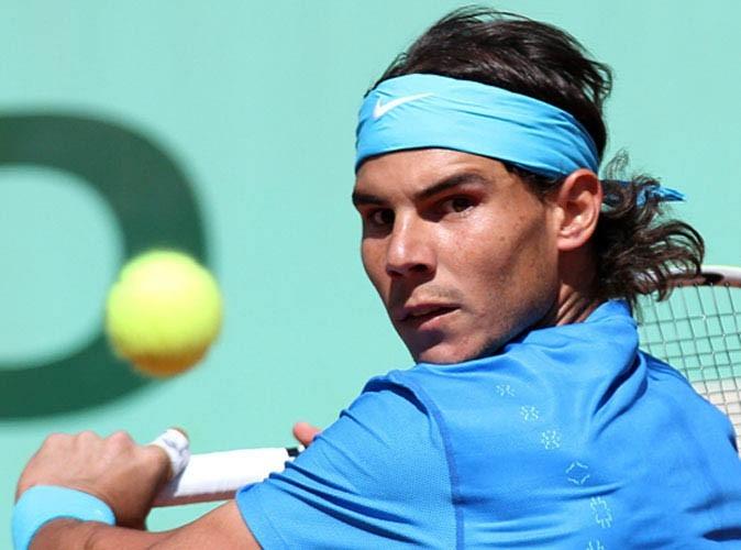 Rafael Nadal, tout frais gagnant de Roland Garros et d'un million d'euros!
