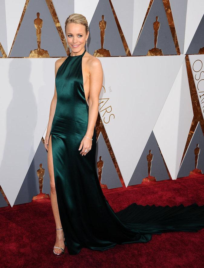 Rachel McAdams, sexy à souhait aux Oscars 2016