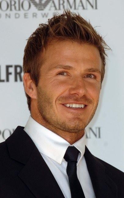 David Beckham !