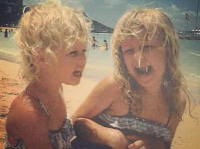 Reconnaissez-vous cette petite blonde qui faisait déjà parler d'elle !