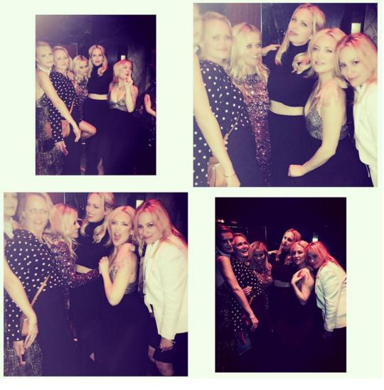Reese Witherspoon a invité tous ses amis pour fêter son anniversaire