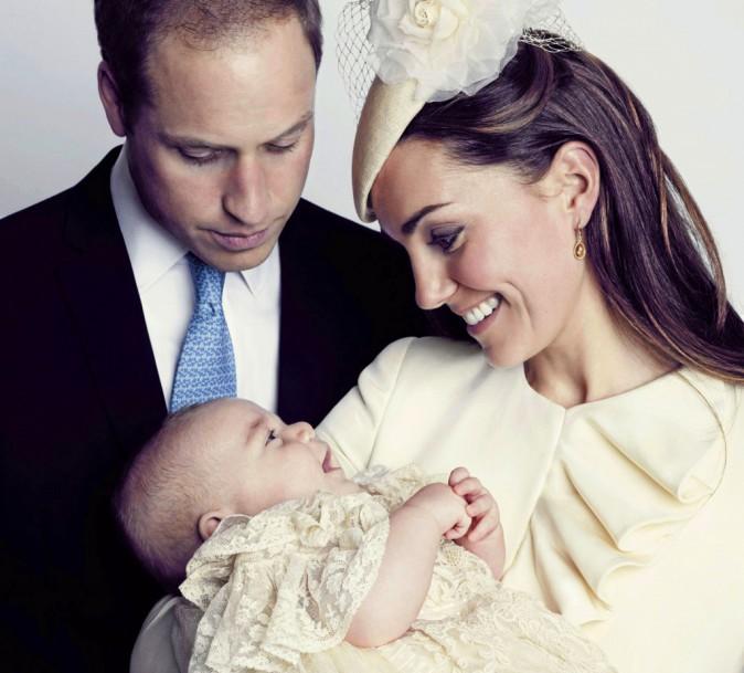 Kate Middleton : George !