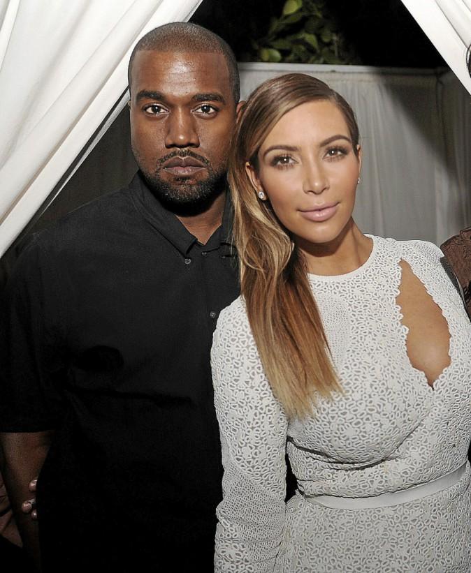 Kim Kardashian : North !