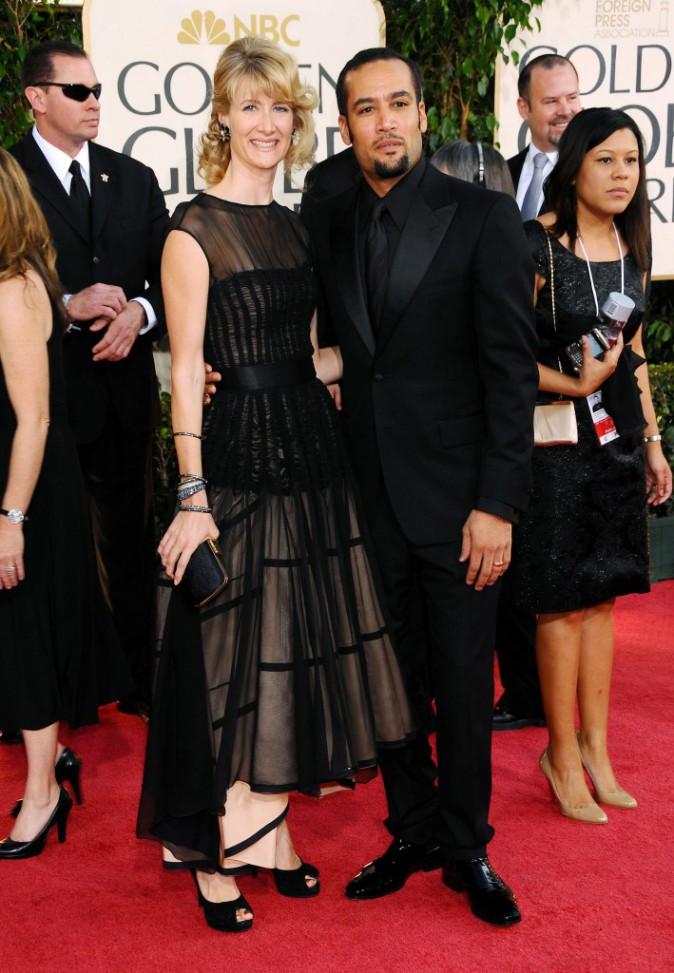 Ben Harper et Laura Dern