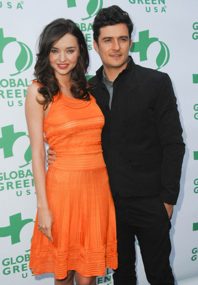 Orlando Bloom - Miranda Kerr