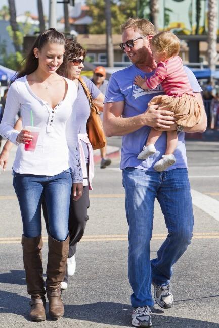 Ian Ziering est à nouveau papa d'une petite fille !