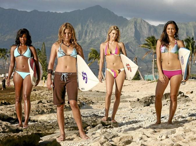 Les surfeuses de Makaha surf
