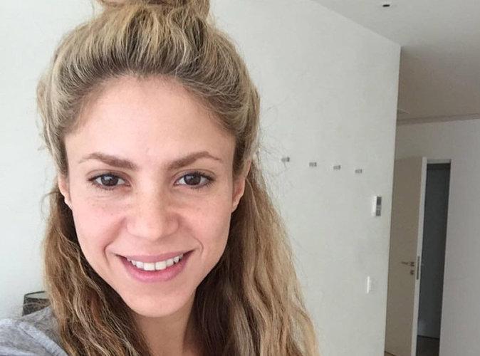 Shakira : une maman sublime sans maquillage !