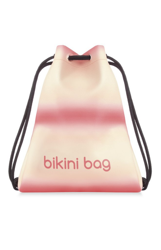 Un bikini bag - Primark -  6€.