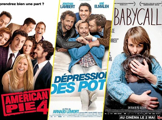 Les films de la semaine !