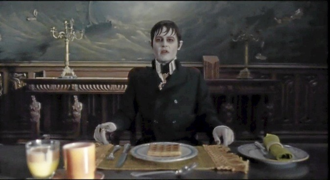 "Les images du film ""Dark Shadows"" de Tim Burton avec Johnny Depp"