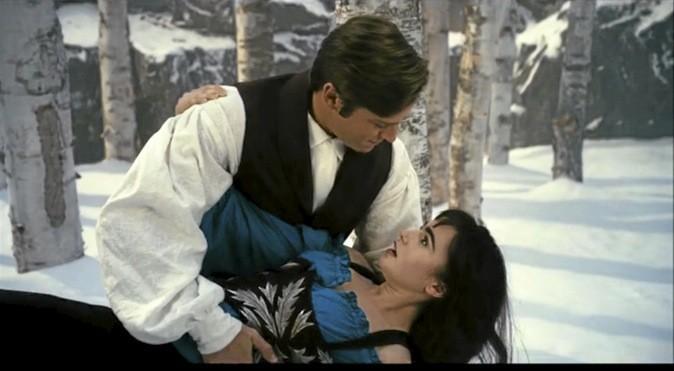 """Scène 1 de """"Blanche neige"""" avec Julia Robert et Lily Collins !"""