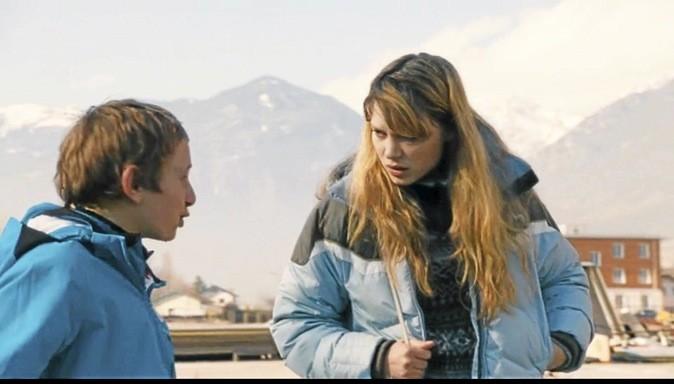 """Photo du film """"L'enfant d'en haut"""" avec Léa Seydoux et Kacey Mottet Klein !"""