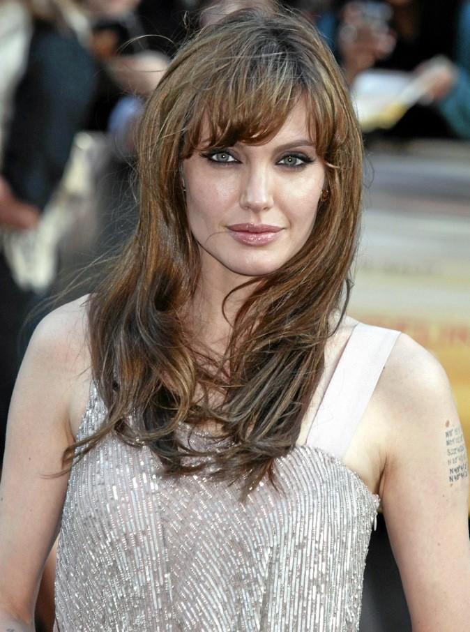 Angelina Jolie affiche la même frénésie pour le sexe !