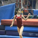 Suri, vraie gymnaste !