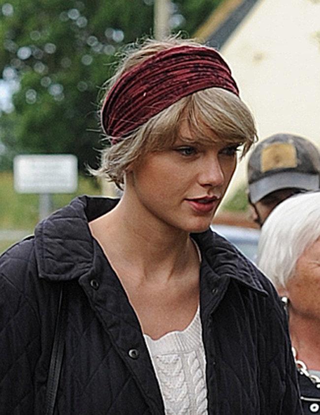 Taylor Swift à Suffolk le 26 juin 2016