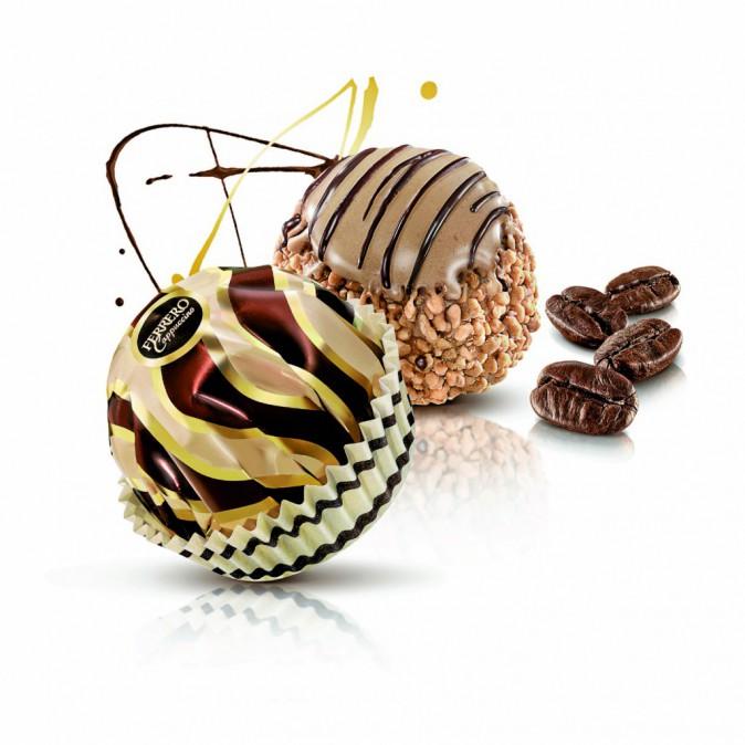 """Assortiments """"Golden Gallery"""" Ferrero Rocher 12,75 € la boîte de 34"""