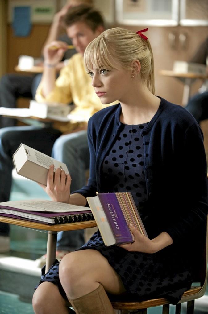 Gwen en classe !