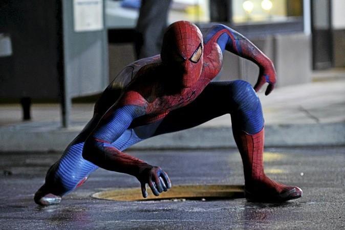 Le surpuissant Spider-Man !